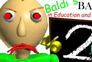 Baldis Basics Roblox Camp Update Roleplay Baldis Basics Roblox Roblox Baldi Basics Game Online Play Free